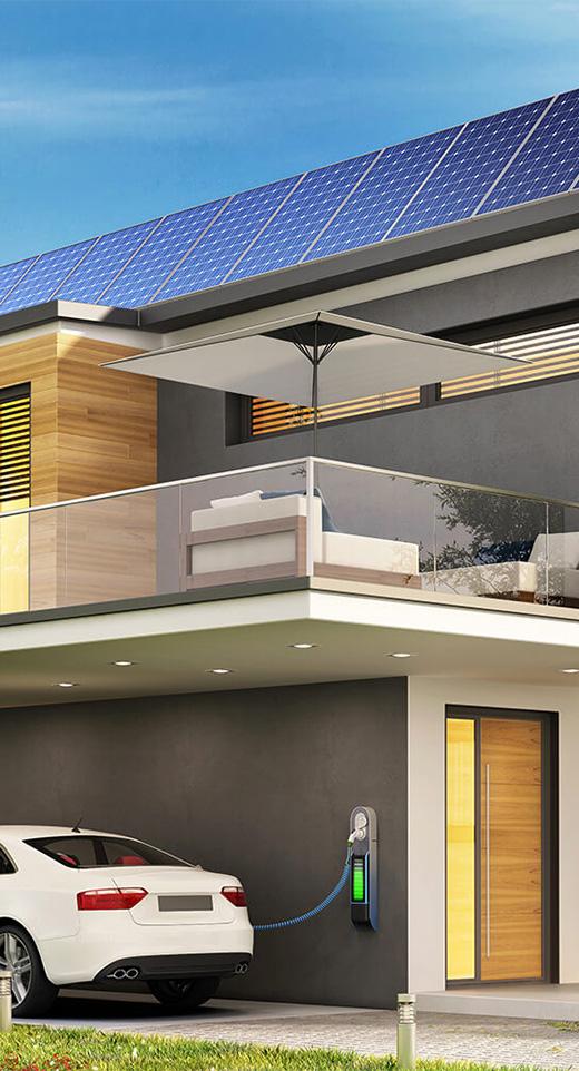 Habitation econome en energie