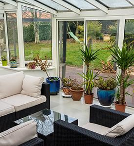 Terrasses et verandas