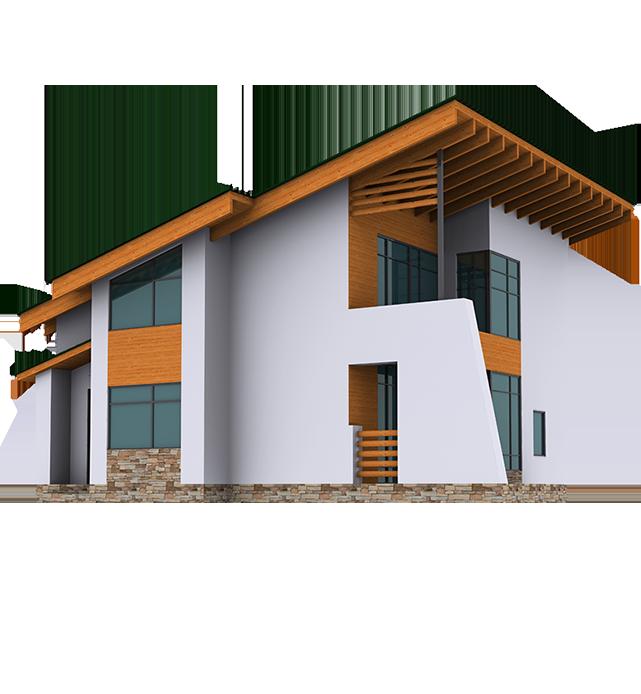 maison moderne perso